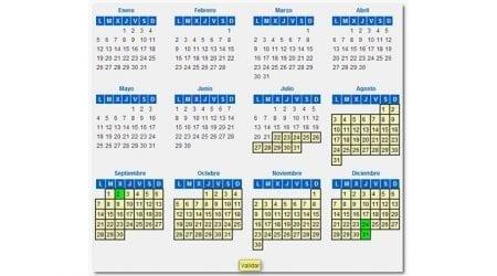 periodo vacaciones notificaciones electronicas