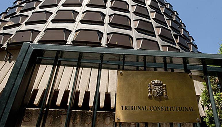 tribunal constitucional operaciones vinculadas