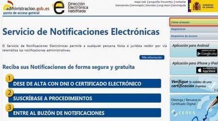 """Servicio de """"Mis Alertas"""" en Sede Electrónica"""