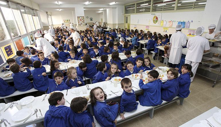 comedores escolares iva