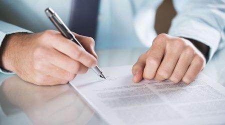 Reducción del plazo de reclamación de un contrato