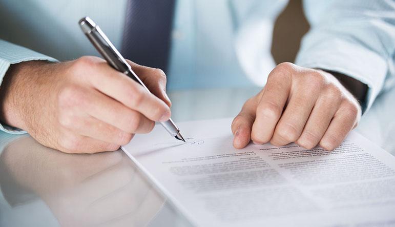 reclamacion contrato