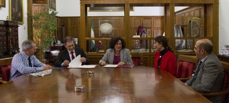 Convenio de colaboración UGR