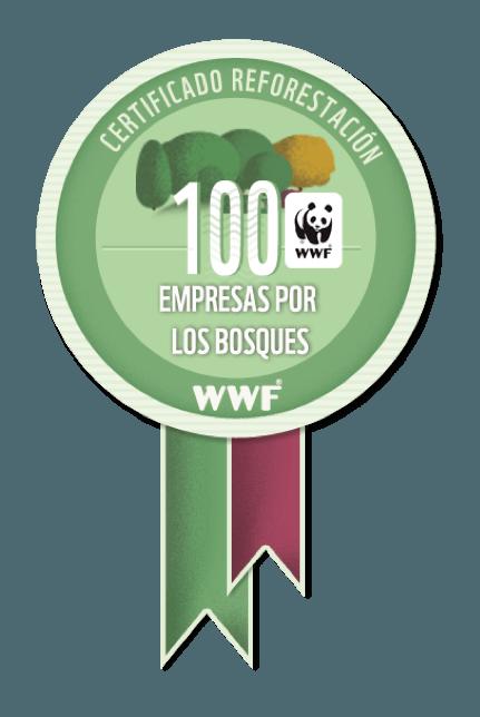 certificado reforestacion